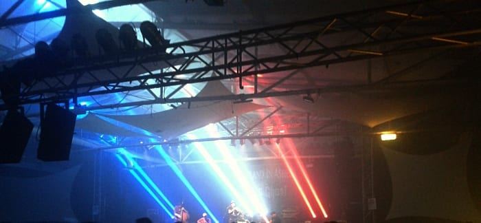 Essigfabrik Soli-Konzert #ParisAttacks