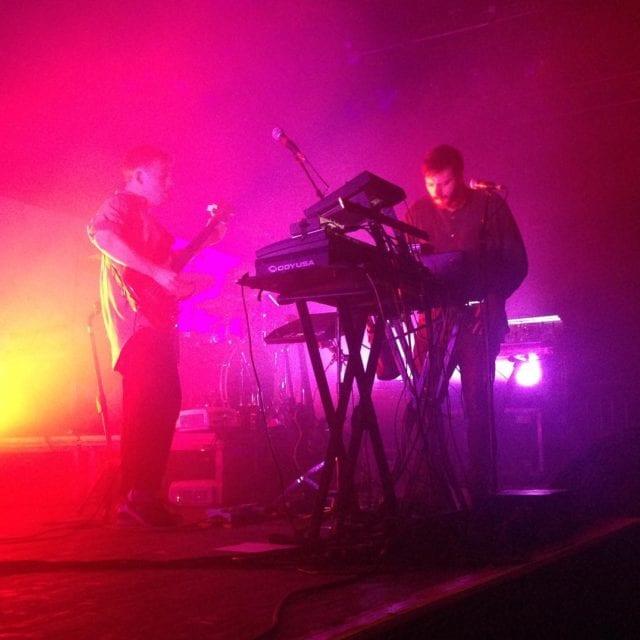 Mount Kimbie live in Concert mountkimbie