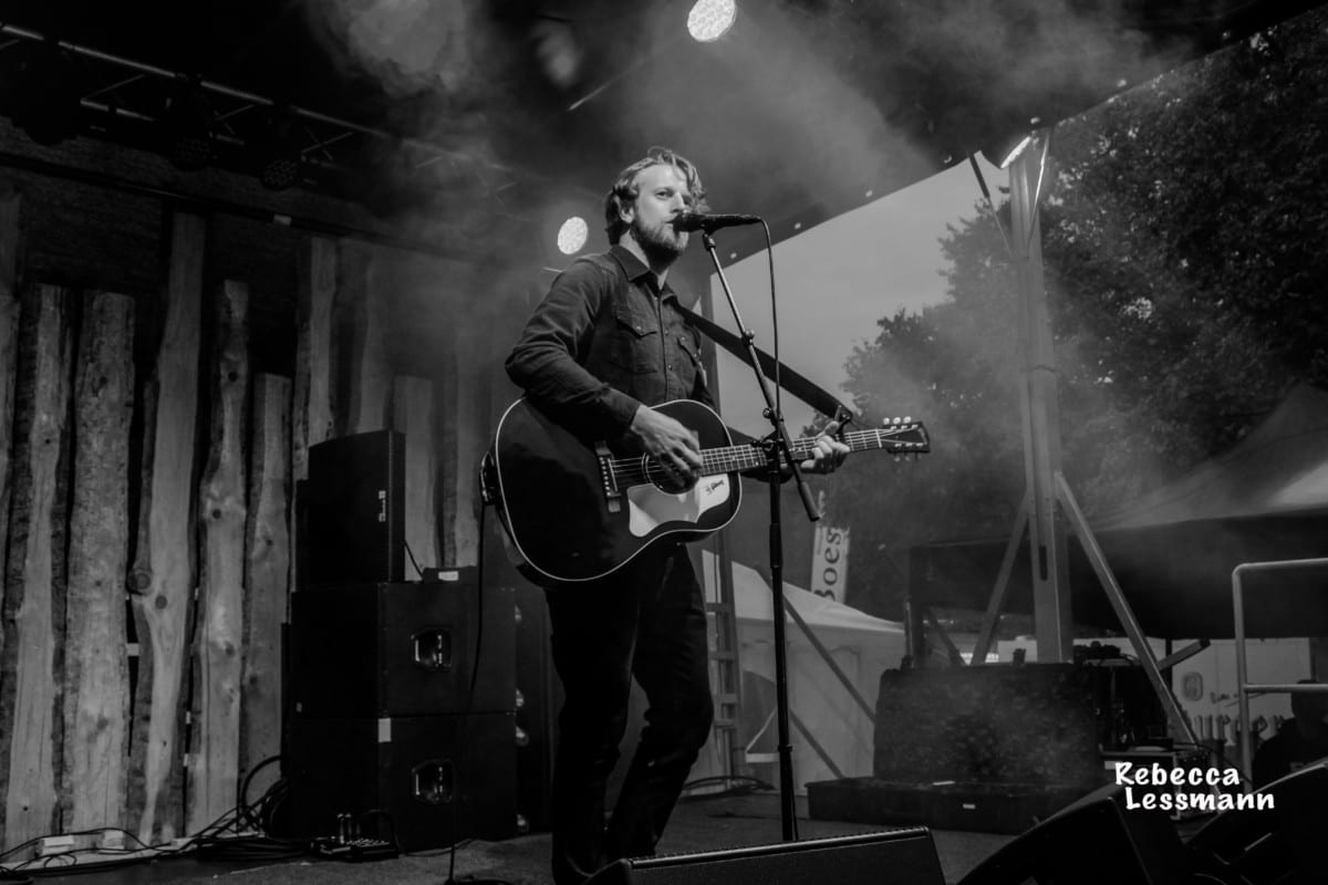 Tim Vantol beim Rockaway Beach Open Air 2018