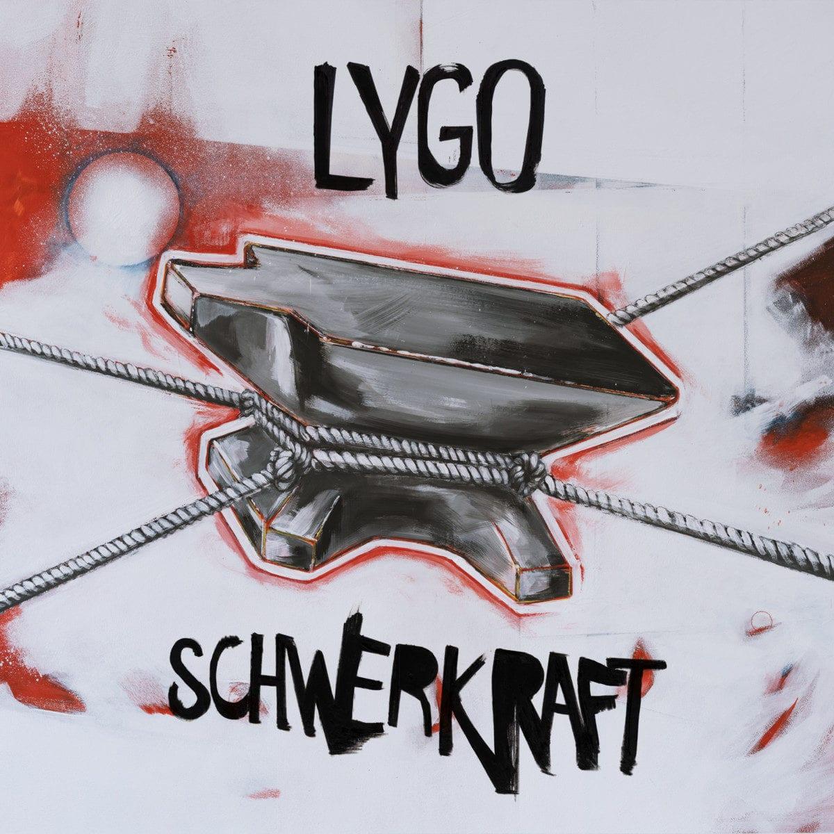 Lygo Schwerkraft Coverart