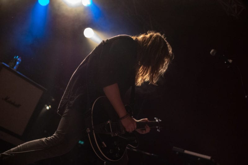 Nothing But Thieves Live Music Hall Rebecca Lessmann