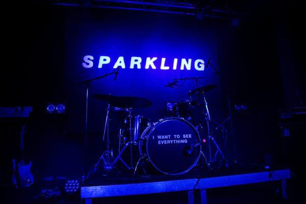 Sparkling im Gebäude 9